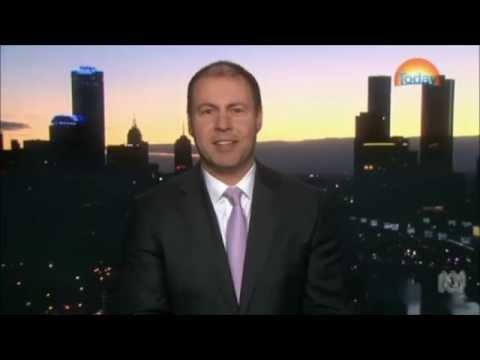 """No, no, nah"": Josh Frydenberg on Abbott Govt rising debt & deficit"