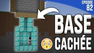 J'AI CONSTRUIT UN BUNKER SOUS SA BASE ! | Minecraft Moddé S4 | Episode 82