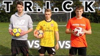 Kieran vs ChrisMD vs W2S  EPIC Game of TRICK