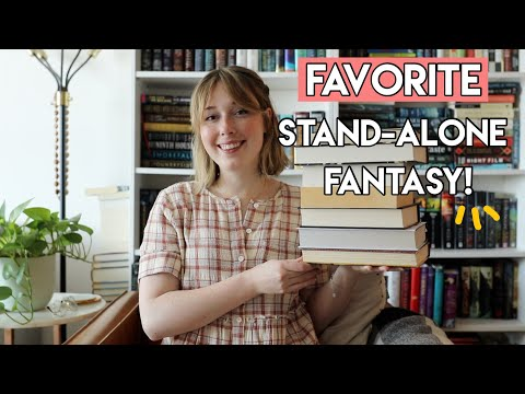 My Favorite Stand-Alone Fantasy Novels!