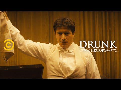 Harry Houdini vs. Spiritualism (feat. Ken Marino) - Drunk History