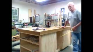 Bobs Wood Shop Table Saw Update.wmv