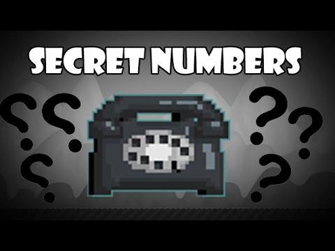 Growtopia - Secret Telephone Numbers