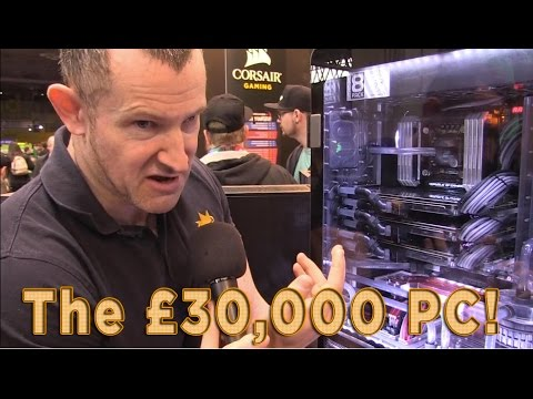 The world's most powerful £30,000 PC! (with 8PACK)