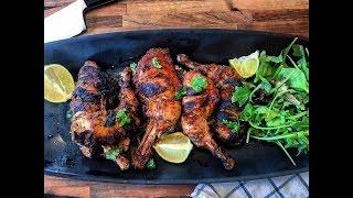 BBQ Cilantro and Lime Chicken - Delicious!