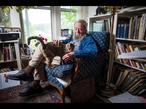 Poet Donald Hall's Final Words In Rhyme Came In 2014 Senate Race