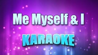 De La Soul - Me Myself & I (Karaoke & Lyrics)