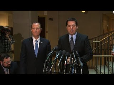 WATCH: House Intelligence Committee holds Press Conference on the James Comey Testimony