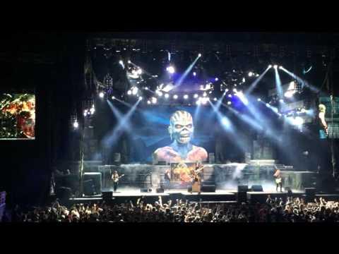 Iron Maiden - Iron Maiden live @ LeSports Center, Beijing, China - 24th April 2016
