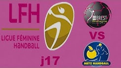 Brest VS Metz Handball LFH