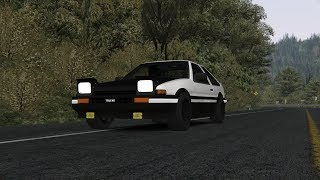 Car setup is mostly default, I only changed: Tyres 26psi Fuel 8 lit...