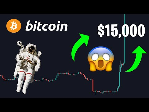 BITCOIN PUMP $15000? +40% EN UNE JOURNEE - Analyse Crypto Fr