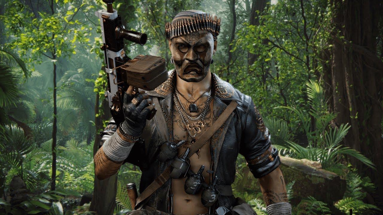 Tráiler del Pase de batalla de la Temporada dos   Call of Duty®: Black Ops Cold War y Warzone™