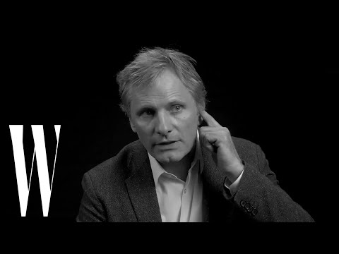 Viggo Mortensen on Meryl Streep, Marlon Brando, and Captain Fantastic | Screen Tests | W Magazine