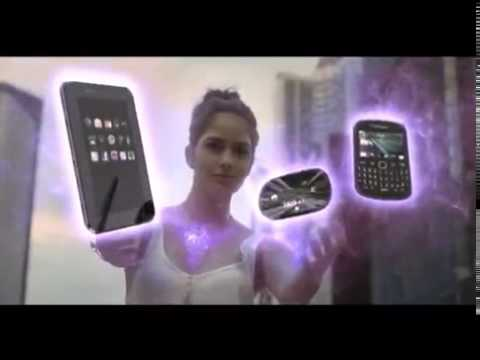 Globe Tattoo TVC 30s (Tablet Revolution ) - Georgina Wilson