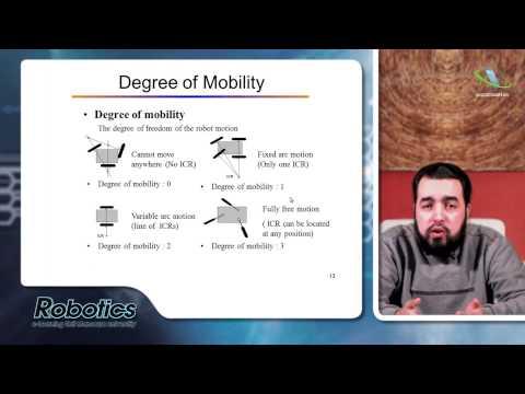 Robotics Lecture 3 - Mobile Robot