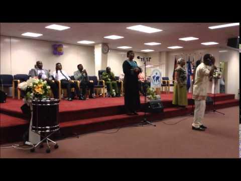 Ark Brown - 3 days program at Pentecost Church Amsterdam