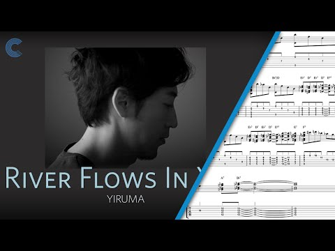 River Flows in You - Yiruma - Clarinet - Sheet Music, Chords, and Vocals