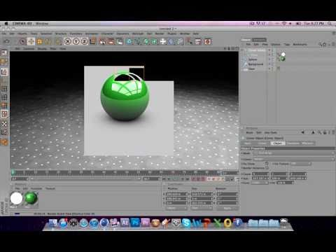 Cinema 4D Realistic Lighting and Shadows Tutorial