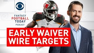 WAIVER WIRE Targets, Pickups for Week 16 | 2019 Fantasy Football Advice | Fantasy Football Today
