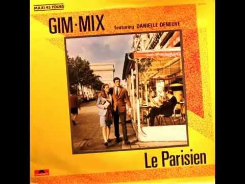 GIM-MIX - Le parisien (extended version)