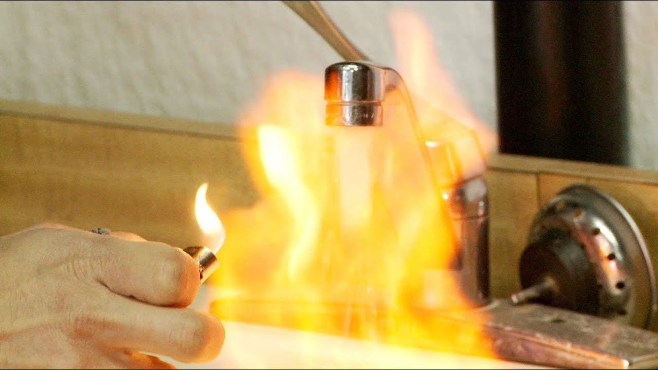 Fracking causes flaming taps... should we be doing it? - Truthloader ...