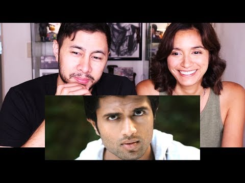 ARJUN REDDY | Vijay Deverakonda | Shalini | Trailer Reaction w/ Nicole!