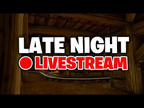 LATE NIGHT STREAM mit Snoxh | Fortnite BattleRoyale (Deutsch)