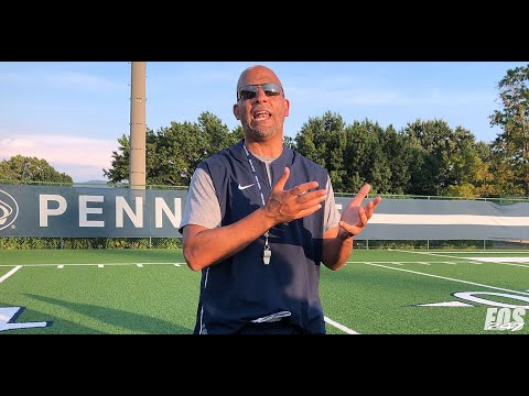 VIDEO: Franklin's practice media scrum - No QB decision yet
