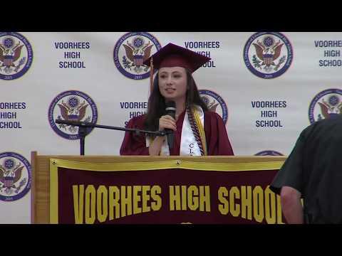 Naomi Benenson 2019 Class President Speech | Voorhees High School