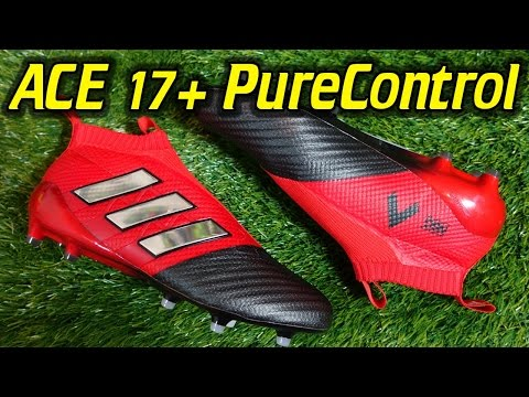Adidas Ace 17+ Purecontrol (Red Limit Pack) Bewertung + On Feet YT