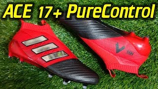 Adidas ace 17+ purecontrol (red limit pack) - review + on feet