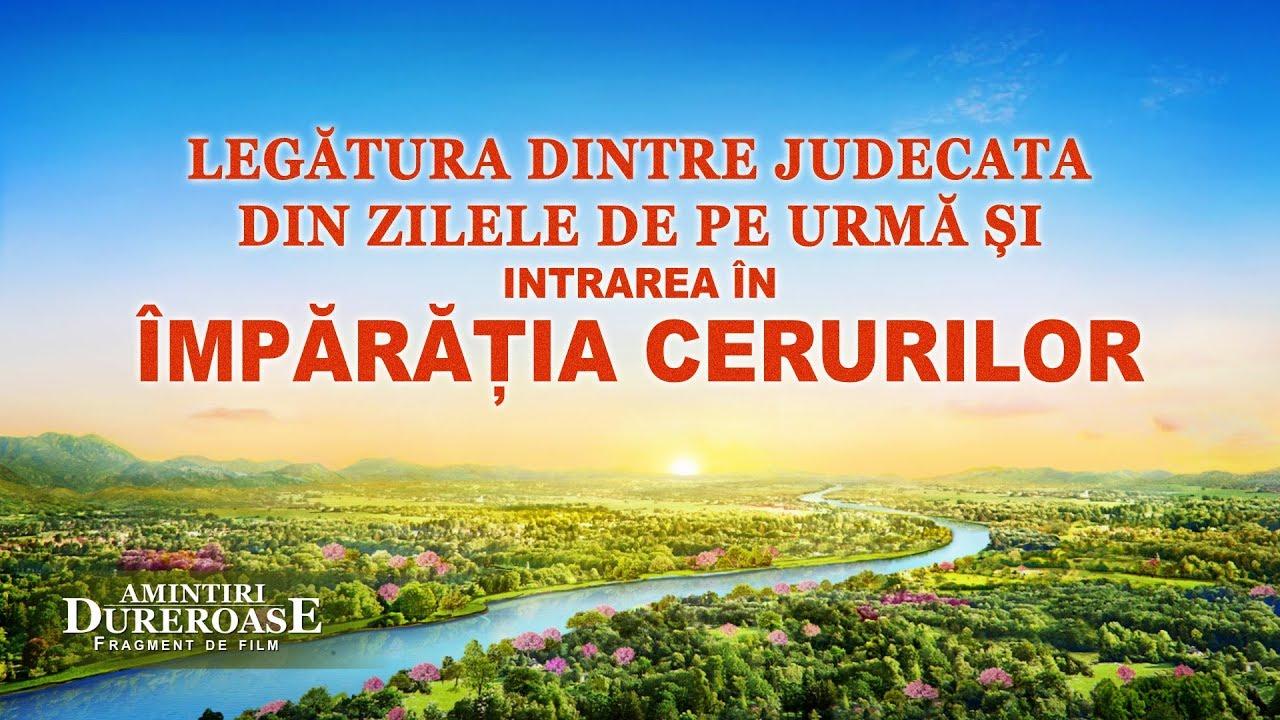 """""""Amintiri Dureroase"""" Segment 5 - Legătura dintre judecata din zilele de pe urmă și intrarea în Împărăția cerurilor"""