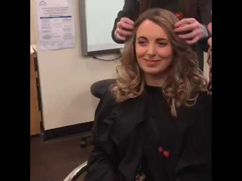 How We Created A Natural Balayage Look L The Retreat L Newcastle College