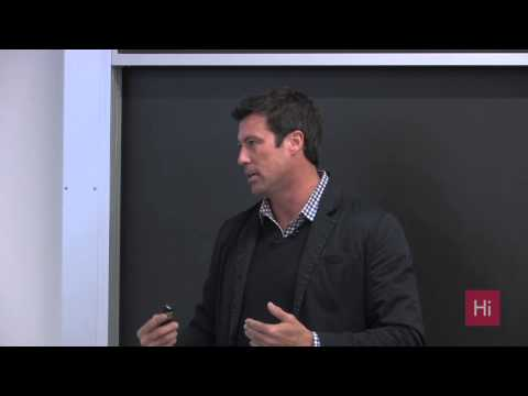 Harvard i-lab | The Business of the Internet of Things with Chad Jones