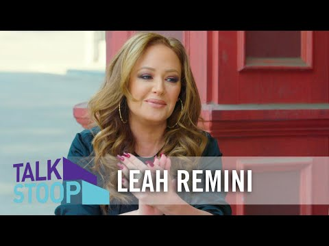 Leah Remini On Her Fight Against Scientology - Talk Stoop with Nessa
