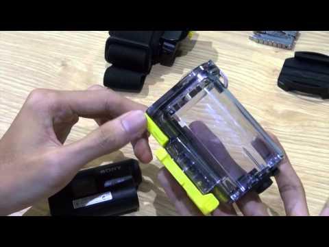 Tinhte.vn - Trên tay máy quay hành trình Sony Action Cam