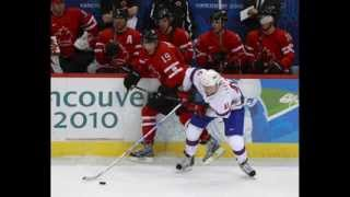 2010 Olympics USA and Canada ice hockey