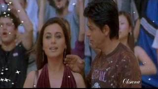 Shah Rukh Khan Снег - Никогда не говори прощай KANK