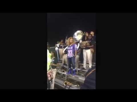 Bassfield high school band a bay bay