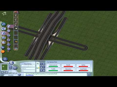 how to build a bridge simcity 4