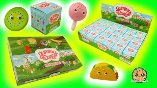 Full Box Of Yummy World Surprise Blind Bag Boxes of Keychain Cute Foods Cookieswirlc