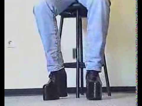eed404f1f99c 1970s mens platform shoes - YouTube