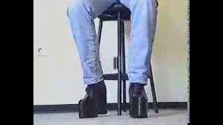 1970s mens platform shoes - YouTube