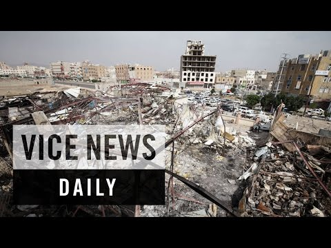 VICE News Daily: Saudi-led Airstrikes Resume Against Yemen