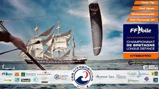 Championnat de Bretagne Kiteboard Longue Distance - 1 & 2 juin 2019