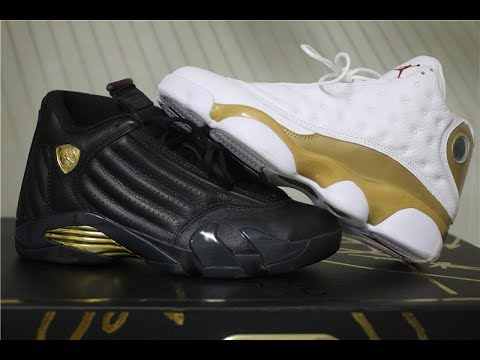 d0c8fffe06903a AIR JORDAN 13 14 DMP DEFINING MOMENTS PACK DETAILED REVIEW FROM  BEYOURJORDANS.CA