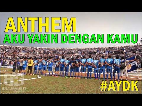 Lirik Anthem PSIM: Aku Yakin Dengan Kamu - KAMPIUN ID