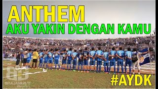 "PSIM ANTHEM ""AKU YAKIN DENGAN KAMU"" | INDONESIAN FOOTBALL - Football Series #29"