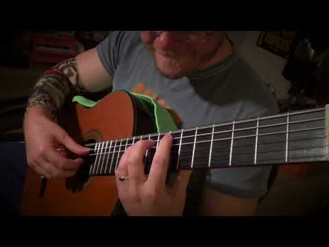 8 Metallica Ballads on Classical Guitar - Medley Mp3